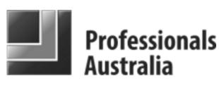 Professionals Australia Member